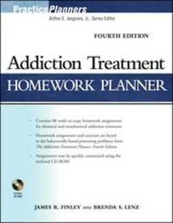 Finley, James R. - Addiction Treatment Homework Planner, ebook