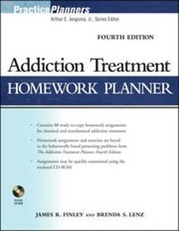 Finley, James R. - Addiction Treatment Homework Planner, e-bok