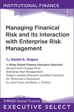 Fraser, John - Enterprise Risk Management: Today's Leading Research and Best Practices for Tomorrow's Executives, e-bok