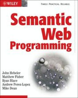 Blace, Ryan - Semantic Web Programming, ebook