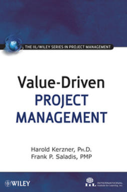 Kerzner, Harold - Value-Driven Project Management, e-bok
