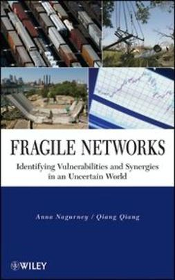 Nagurney, Anna - Fragile Networks: Identifying Vulnerabilities and Synergies in an Uncertain World, ebook