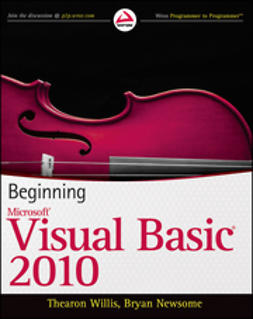 Newsome, Bryan - Beginning Visual Basic 2010, ebook