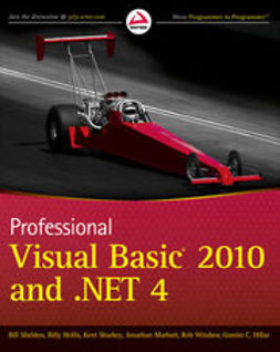 Hillar, Gaston - Professional Visual Basic 2010 and .NET 4, ebook