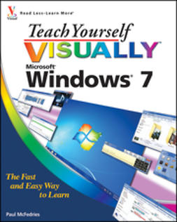 McFedries, Paul - Teach Yourself VISUALLY Windows 7, ebook