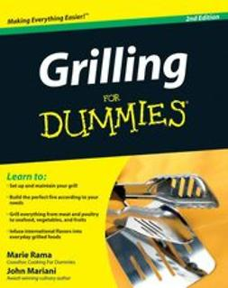 Mariani, John - Grilling For Dummies, ebook