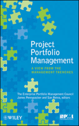 UNKNOWN - Project Portfolio Management: A View from the Management Trenches, e-bok