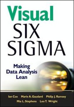 Cox, Ian - Visual Six Sigma: Making Data Analysis Lean, ebook