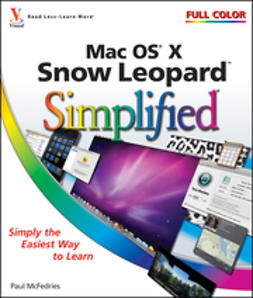 McFedries, Paul - Mac OS X Snow Leopard Simplified, ebook