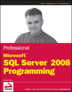 Vieira, Robert - Professional Microsoft SQL Server 2008 Programming, ebook