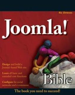 Shreves, Ric - Joomla! Bible, ebook