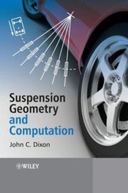 Dixon, John - Suspension Analysis and Computational Geometry, ebook