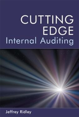Ridley, Jeffrey - Cutting Edge Internal Auditing, ebook