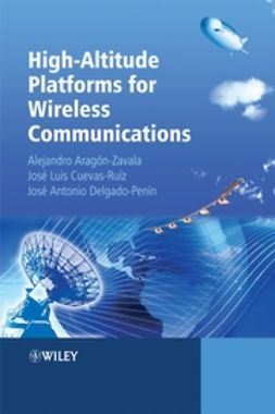 Aragón-Zavala, Alejandro - High-Altitude Platforms for Wireless Communications, ebook