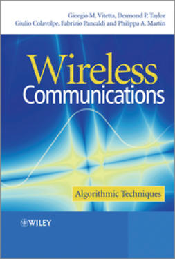 Colavolpe, Giulio - Wireless Communications: Algorithmic Techniques, ebook