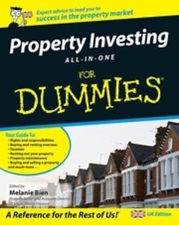 Bien, Melanie - Property Investing All-In-One For Dummies<sup>®</sup>, ebook