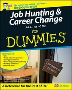 Yeung, Rob - Job Hunting and Career Change All-In-One For Dummies, ebook