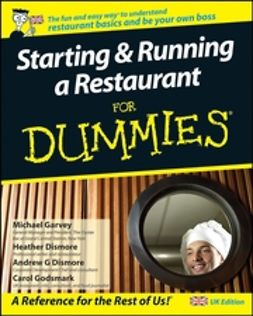 Godsmark, Carol - Starting and Running a Restaurant For Dummies<sup>®</sup>, UK Edition, ebook
