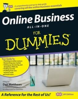 Matthews, Dan - Online Business All-In-One For Dummies, ebook