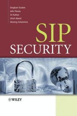 Sisalem, Dorgham - SIP Security, ebook