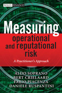 Crielaard, Bert - Measuring Operational and Reputational Risk: A Practitioner's Approach, ebook