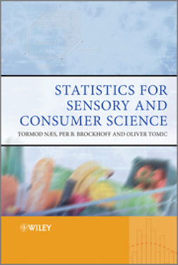 Næs, Tormod - Statistics for Sensory and Consumer Science, ebook