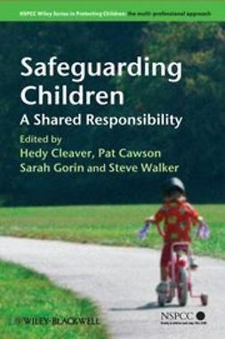Cawson, Pat - Safeguarding Children: A Shared Responsibility, ebook