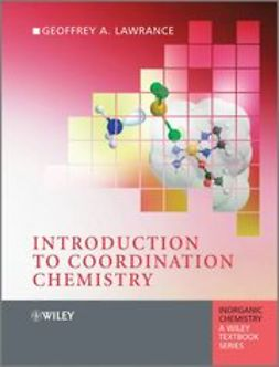 Lawrance, Geoffrey A. - Introduction to Coordination Chemistry, ebook