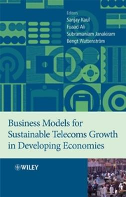 Ali, Fuaad - Business Models for Sustainable Telecoms Growth in Developing Economies, ebook