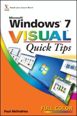 McFedries, Paul - Windows<sup>®</sup> 7 Visual<sup><small>TM</small></sup> Quick Tips, ebook
