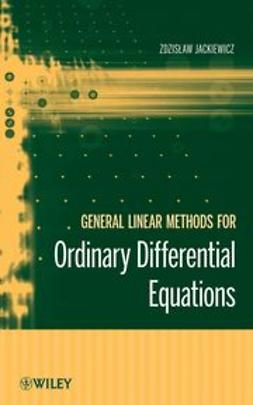 Jackiewicz, Zdzislaw - General Linear Methods for Ordinary Differential Equations, ebook