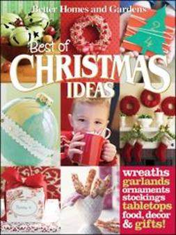 UNKNOWN - Best of Christmas Ideas, ebook