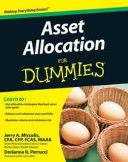 Perrucci, Dorianne - Asset Allocation For Dummies, ebook