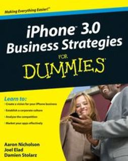 Elad, Joel - Starting an iPhone Application Business For Dummies, ebook