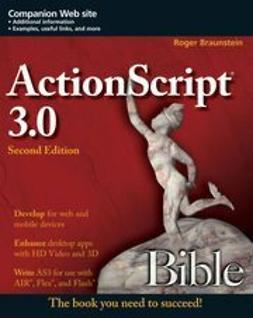 Braunstein, Roger - ActionScript 3.0 Bible, ebook