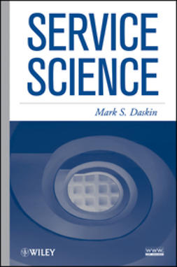 Daskin, Mark S. - Service Science, ebook