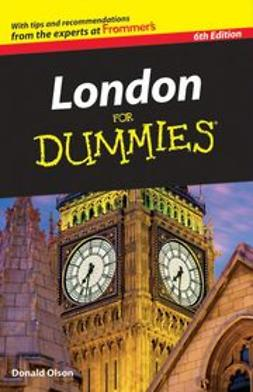 Olson, Donald - London For Dummies®, ebook