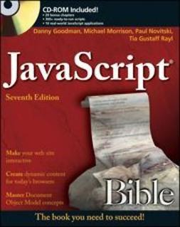 Goodman, Danny - JavaScript<sup>&#174;</sup> Bible, ebook
