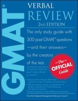 UNKNOWN - The Official Guide for GMAT Verbal Review, ebook