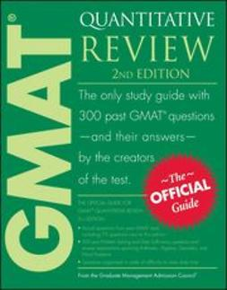 UNKNOWN - The Official Guide for GMAT Quantitative Review, ebook