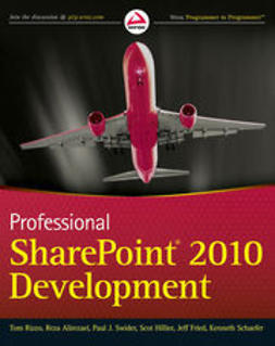 Rizzo, Tom - Professional SharePoint 2010 Development, ebook