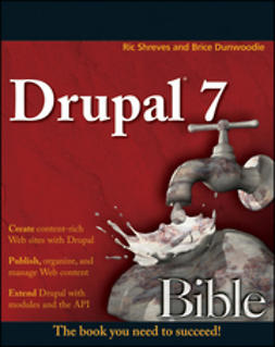 Shreves, Ric - Drupal 7 Bible, ebook