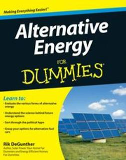 DeGunther, Rik - Alternative Energy For Dummies<sup>®</sup>, e-bok