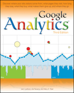Ledford, Jerri L. - Google Analytics, ebook