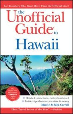 Carroll, Marcie - The Unofficial Guide to Hawaii, ebook