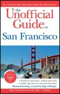 Sterling, Richard - The Unofficial Guide to San Francisco, ebook