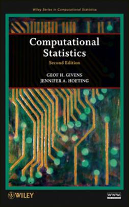 Givens, Geof H. - Computational Statistics, ebook