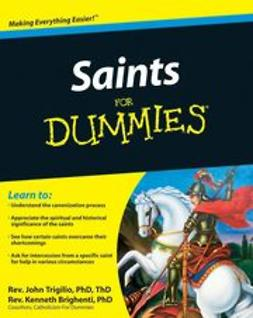 Trigilio, John - Saints For Dummies, ebook