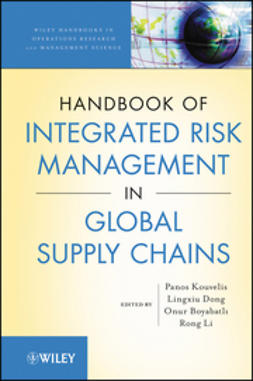 Boyabatli, Onur - Handbook of Integrated Risk Management in Global Supply Chains, ebook