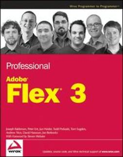 Balderson, Joseph - Professional Adobe Flex 3, ebook